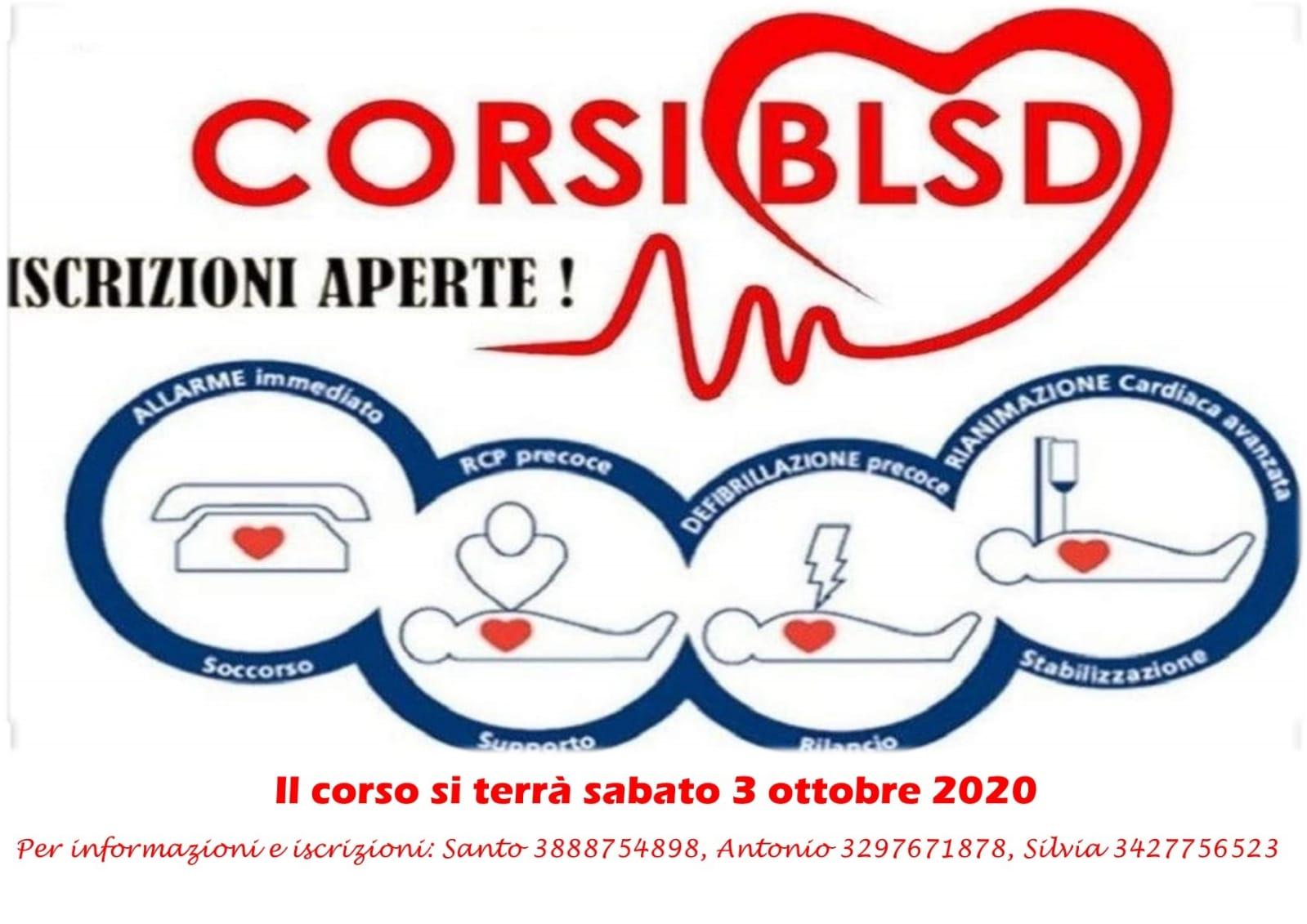 031020 Corso BLSD