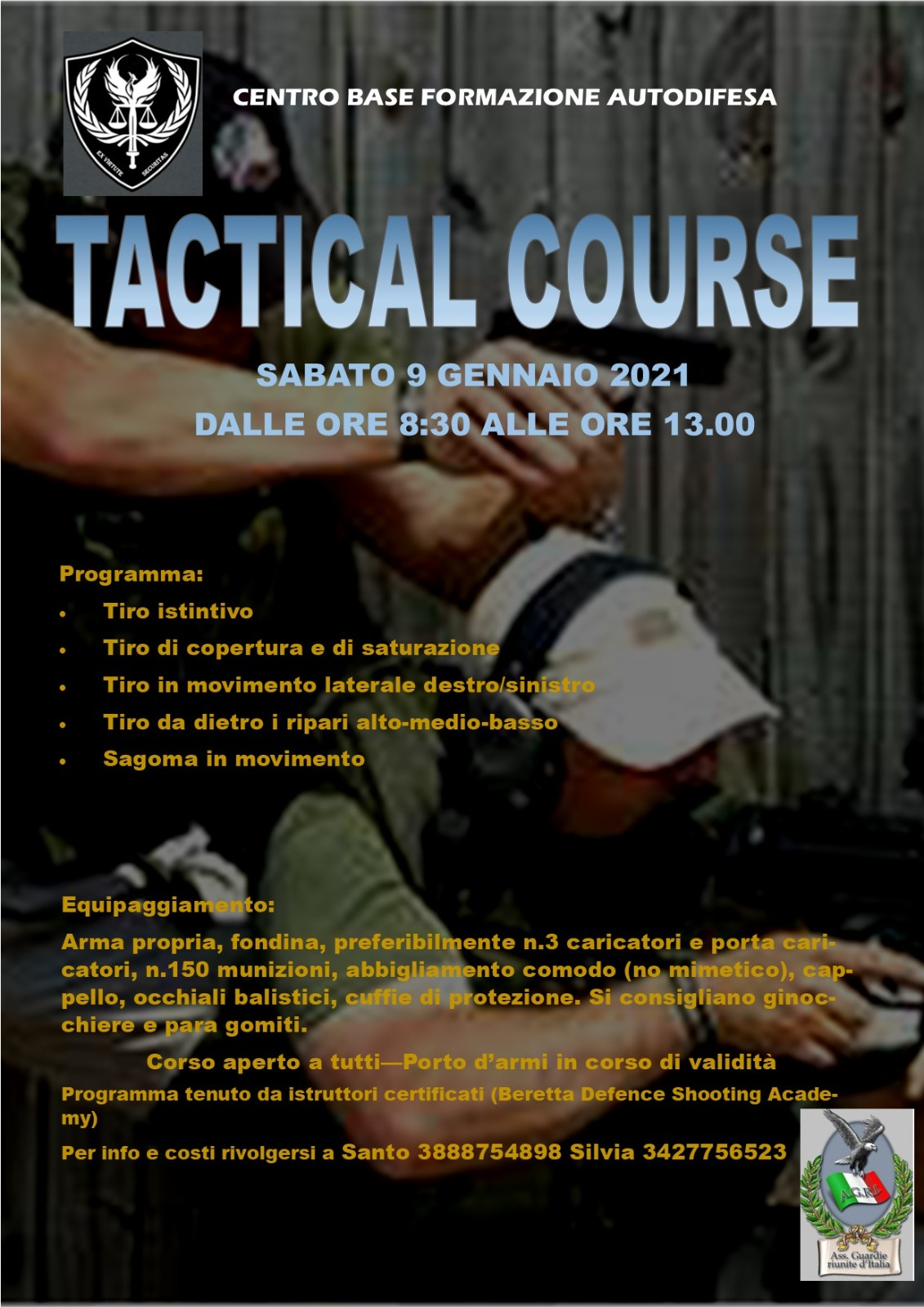 090121Tactical Course